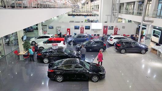 В Российской Федерации загод цены налегковые автомобили выросли встоимости на 16%