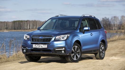Компания Субару озвучила новые русские цены наавтомобили Outback иForester