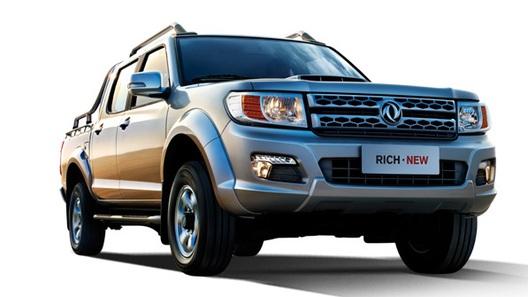 Donfeng покажет новый пикап иминивэн на автомобильном салоне в столицеРФ