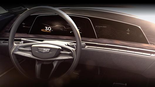 Cadillac построил концепт-кар с трехмерной навигацией