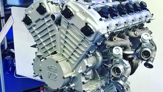 Набазе мотора для президентского лимузина создадут несколько двигателей