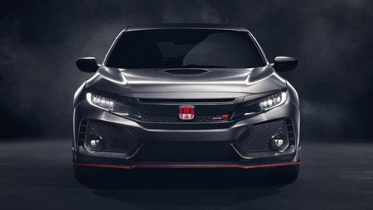 Хонда показала концептуальный автомобиль нового Civic Type R