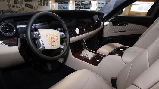 Вразработке спецавтомобиля для лидера Российской Федерации приняли участие США