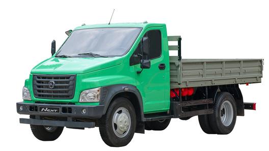 «Группа ГАЗ» начала серийный выпуск автомобиля «ГАЗон NEXT CNG»
