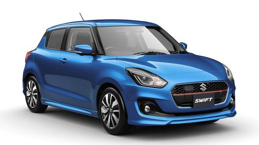 Компактный хэтчбек Suzuki может вернуться на российский рынок