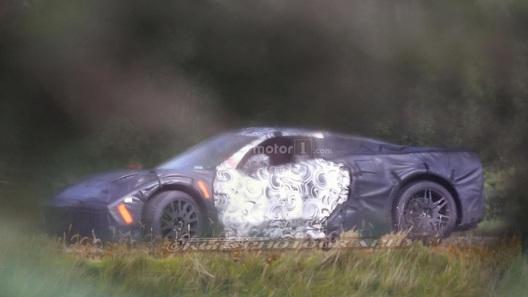 Премьера нового Шевроле Corvette пройдет вДетройте
