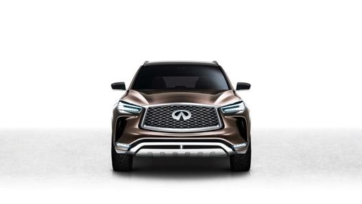 Концепт-кар Инфинити QX50 новоиспеченной генерации представили вДетройте