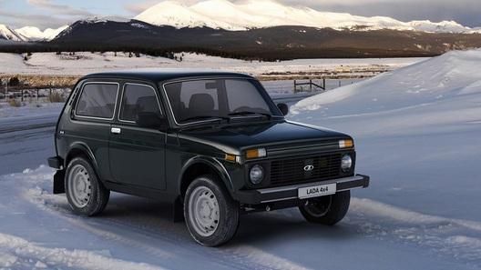 Русский  вседорожный автомобиль  Лада  4x4 ждет  рестайлинг
