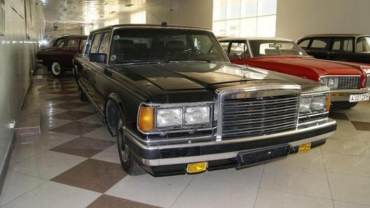 ВАлматы реализуют лимузин Раисы Горбачевой за75 млн. тенге