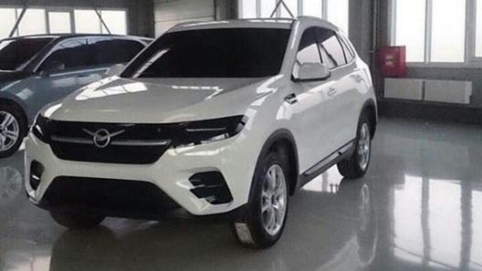 Новый кроссовер «УАЗ» получил дизайн Pininfarina