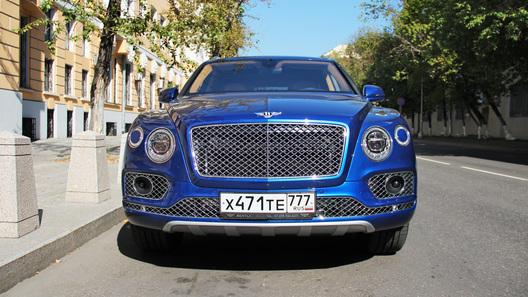 В РФ находится около 10 000 сектора Luxury— Автостат