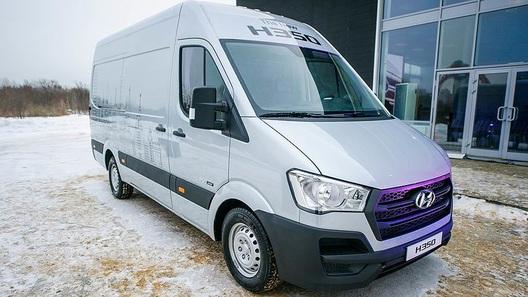В РФ открылось «грузовое» подразделение Hyundai
