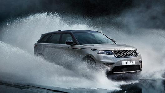 Range Rover Velar получит новый агрегат