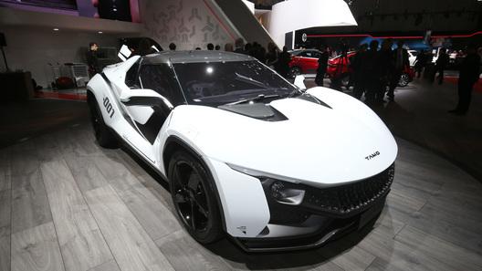 Индийская Tata отказалась отвыпуска среднемоторного спорткара
