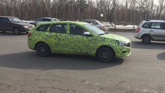 Ижевский автомобильный завод начнет производить Лада VestaSW летом нынешнего года