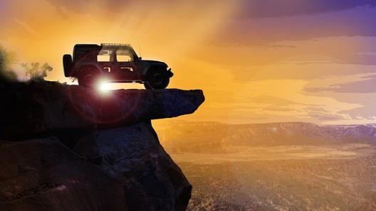 Jeep продемонстрировал два концепта для ежегодного Пасхального Сафари