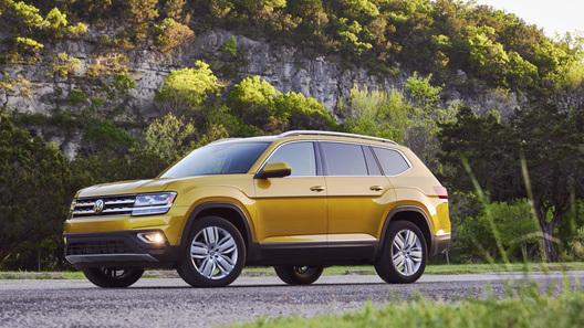 Новый Volkswagen Teramont: сроки начала продаж в России