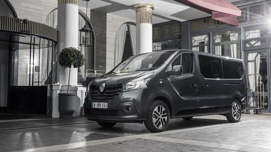 Renault показала роскошный шаттл для аэропортов