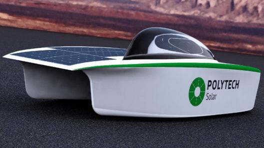 1-ый электромобиль насолнечных батареях создадут в РФ