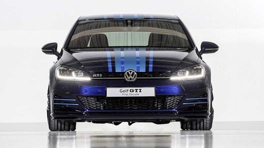 Volkswagen покажет фанатам самый мощный Golf GTI