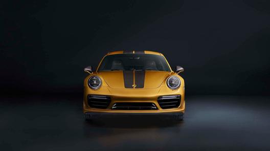 Компания Порш выпустит самую сильную модификацию 911 Turbo S