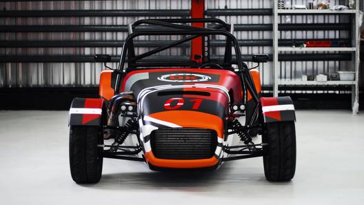 Представлен российский трековый спорткар за 1 млн рублей
