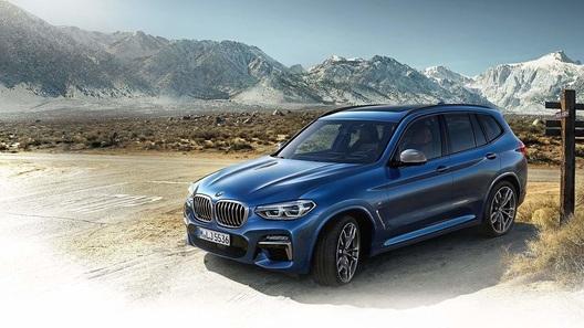 Новый BMW X3 рассекретили за несколько часов до премьеры