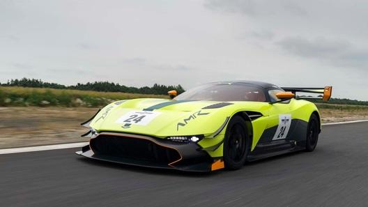 Aston Marton выпустил сверхбыструю версию суперкара за 2 млн евро