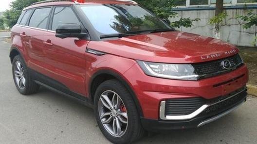 Landwind X7, клон Range Rover Evoque, будет обновлен