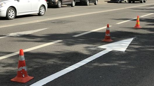 Врайоне Хамовники сократили количество уличных знаков на40%