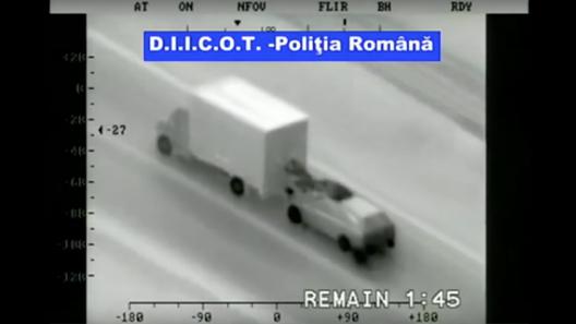 ВНидерландах арестованы румыны, обчистившие фургон сайфонами