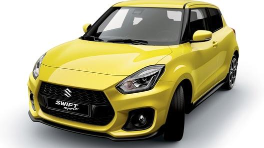 Suzuki почти рассекретила свой новый хот-хэтч
