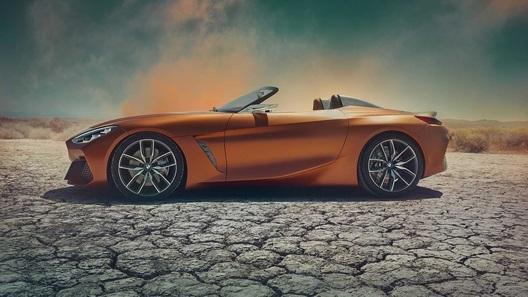 Новейший родстер BMW Z4 полностью рассекречен