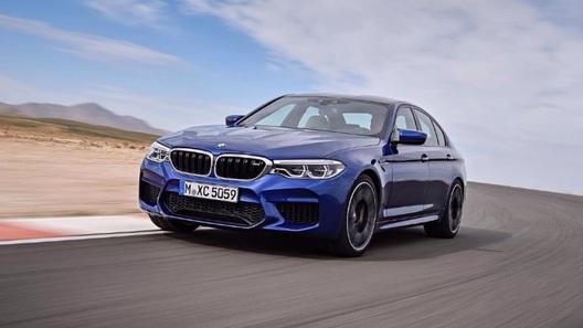Новый BMW M5 может стать быстрейшим седаном на планете
