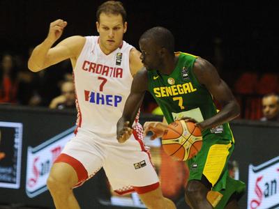 Баскетбол. Новый сюрприз от сборной Сенегала