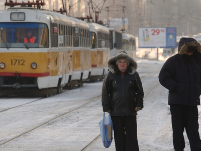 Калининград ждут аномальные морозы