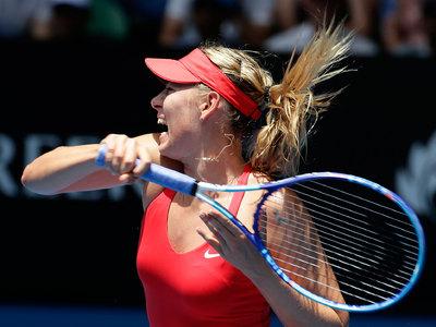Мария Шарапова выпала из тройки сильнейших теннисисток мира