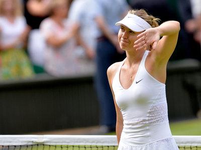 Мария Шарапова выиграла второй матч на итоговом турнире года