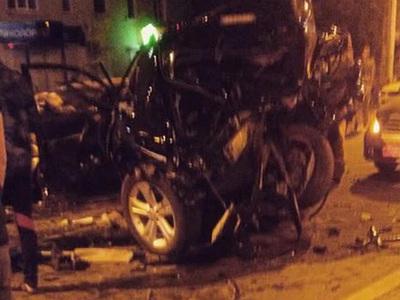 Авария в Иркутске: в гибели двух человек обвиняют дочь местного депутата