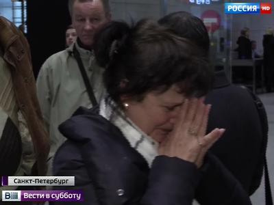У родственников жертв крушения Airbus сдают нервы