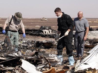 Родственники погибших в авиакатастрофе над Синаем подают иск к владельцу самолета