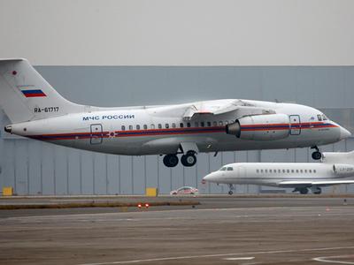 В Петербург прибыл четвертый спецрейс МЧС с останками погибших на Синае