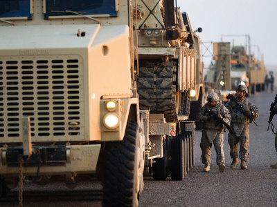США хотят ввести в Ирак 100-тысячную армию
