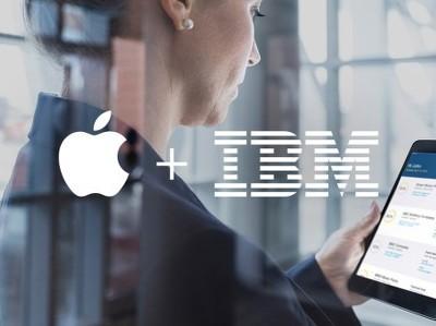 IBM и Apple выпустили более 100 бизнес-приложений