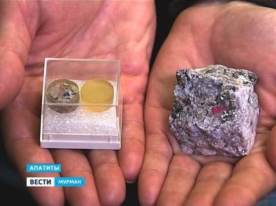 Сотрудники Геологического института Кольского центра обнаружили два новых минерала