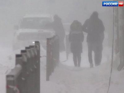 Аномально низкое давление отмечается в Москве
