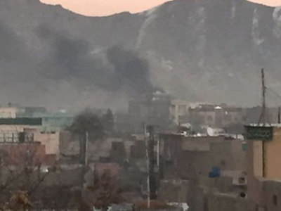 Число жертв смертника у посольства РФ в Кабуле возросло до семи