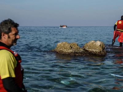 У берегов Греции произошло двойное кораблекрушение. Погибли 42 мигранта