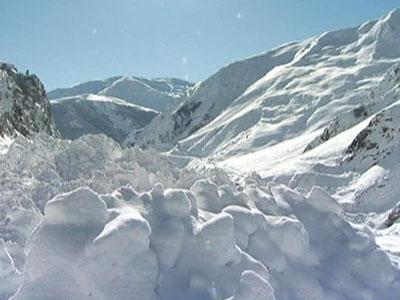 Обнаружены все альпинисты, погибшие при сходе лавины на Камчатке