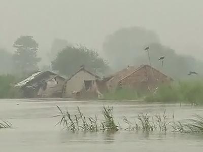 В Индии наводнение разрушило 15 тысяч домов, погибли 35 человек